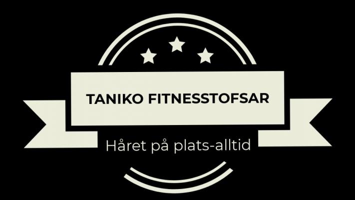 Taniko Fitnesstofsar