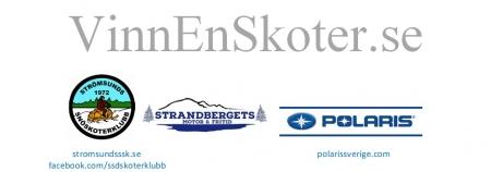 Vinnenskoter med Strömsunds Snöskoterklubb