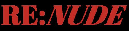 RE.NUDE logo
