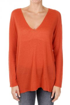 Cashmere V Neck Sweater