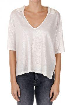 Linen BRINATO T-shirt
