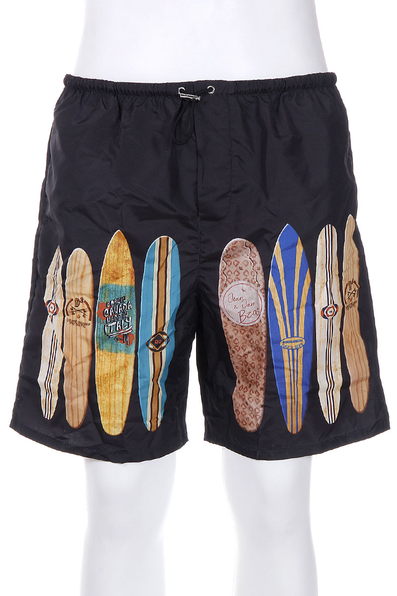 Shorts Lungo Mare Stampa Surf