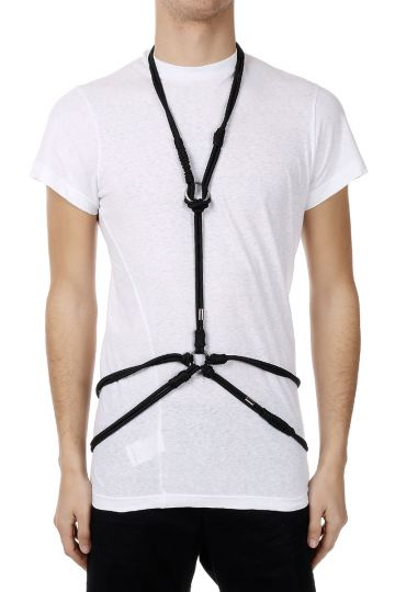 Harness Crossed