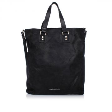 DIESEL BLACK GOLD Leather KORPORAL Bag