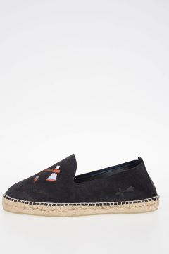 Leather Embroidery NAVAJO Espadrilles