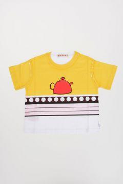 Teapot Printed T-shirt