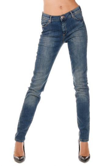 Jeans NICOLE in Denim stretch 13 cm