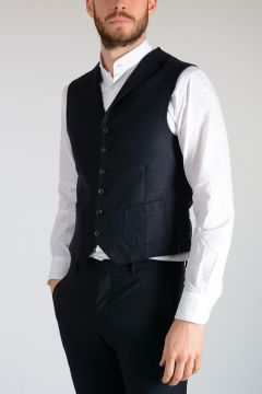 Virgin Wool Vest