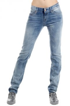 Cotton Jeans Slim Effect