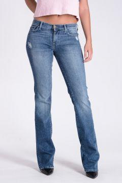 SKINNY BOOTCUT Denim Stretch Jeans 22 CM