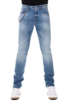 Jeans CHAD in Cotone Stretch 17 cm