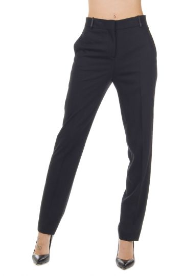 Stretch wool mixed Pants