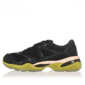 Leather and Fabric McQ RUN LO WN'S Sneakers