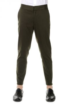 Stretch Pants in Fabric