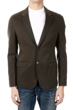 Stretch Single Breasted Blazer