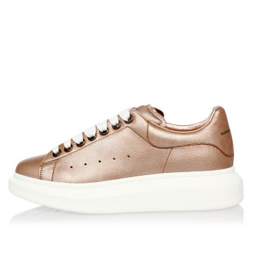 RAMEICA GRAIN Leather Sneakers