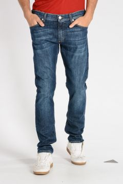 Jeans in Denim Stretch 17 cm