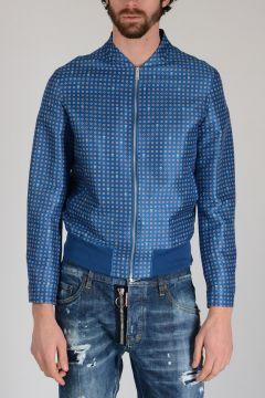 Silk Wool Blend Jacket
