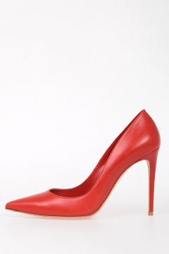 10cm Leather Pumps