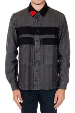 Dark Denim TULIO Shirt