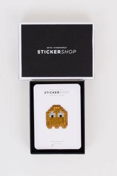STICKERSHOP Sticker GHOST MINI IN MANUKA CRYSTALS