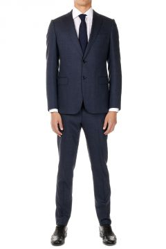 Virgin Wool M Line Suit