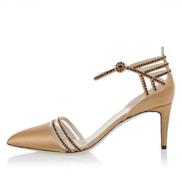 GIORGIO ARMANI Jewel Sandals