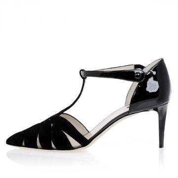 GIORGIO ARMANI Leather Sandals