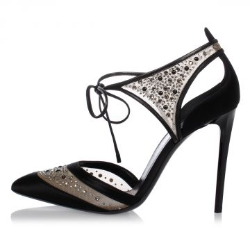 GIORGIO ARMANI Jewel Sandals 9cm