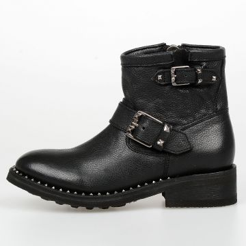 3.5 cm Leather SPEED Ankle Boots
