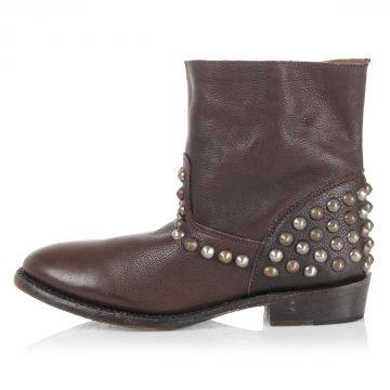 """""""Vigo"""" Studded Ankle Boot"""