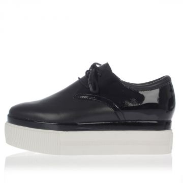 KATIA Flatform Leather Shoes