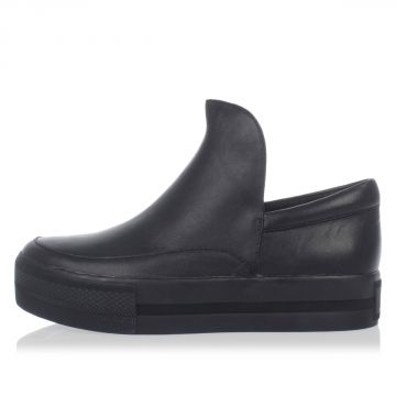 Nappa Leather Slip On
