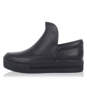 Nappa Leather Slip On