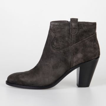 8,5 cm Suede IVANA Ankle Boots