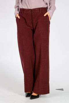 Cotton Harem Pants