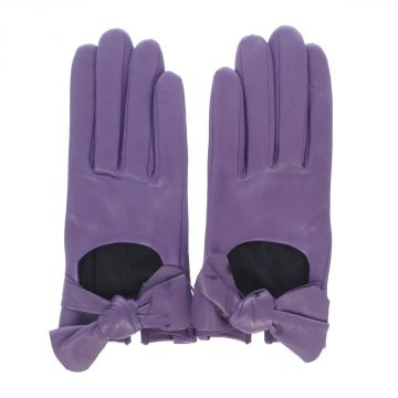 Lamb Leather Gloves