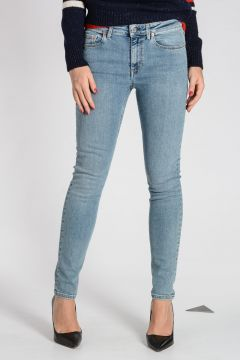 Jeans SKIN 5 POCKET in Denim Stretch 13 cm