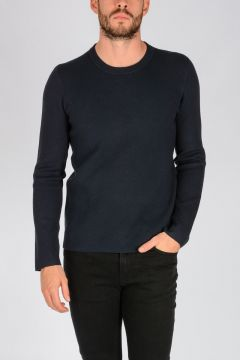 Stretch Wool Blend LANG Sweatshirt