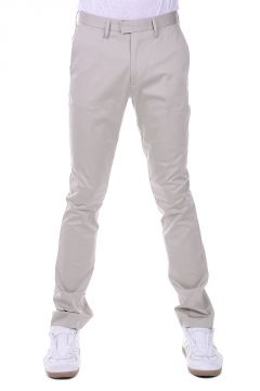 Pantaloni MAX SATIN in Cotone Stretch