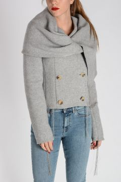 ALTON Blanket Wool Blend Jacket