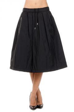 Drawstring Padded Skirt