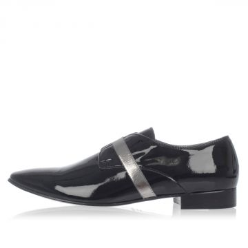 Leather PEL PATENT Loafer