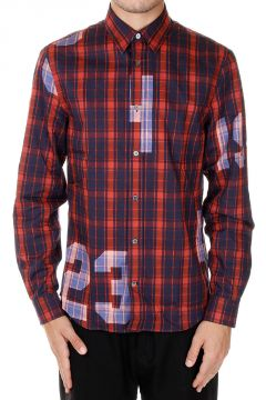 Popeline Cotton Classic Fit JEFFREY shirt