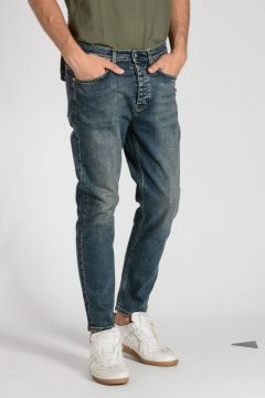 17 cm Stretch Vintage Denim TOWN Jeans