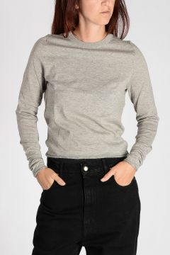 CAIT Cotton Cropped Sweater