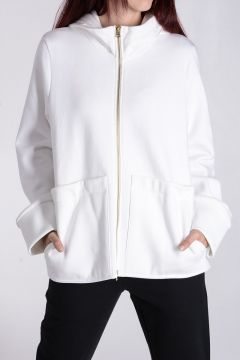 Felpa ADIMA Full zip