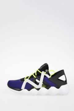 Y-3 ADIDAS Leather Fabric KYUJO LOW  Sneakers