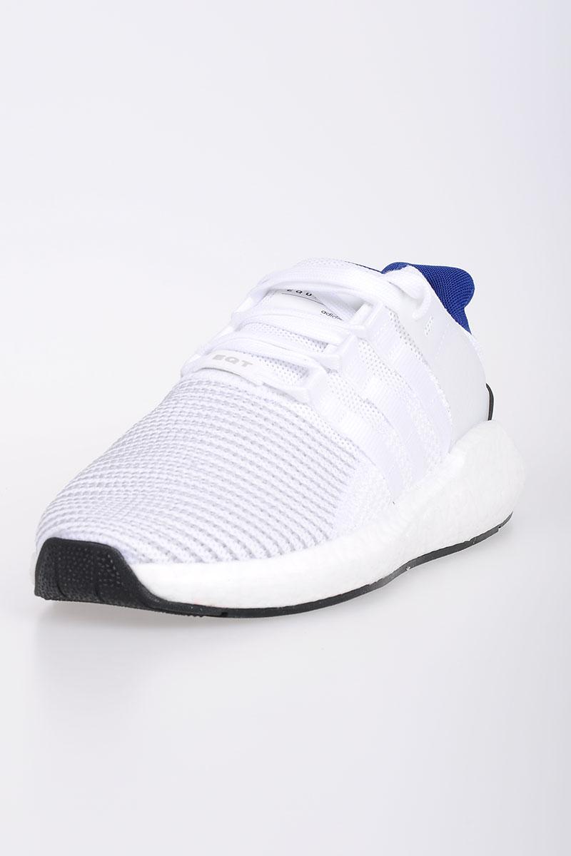 Support De Tissu Blanc Eqt 93 Chaussures De Sport EnfMKO
