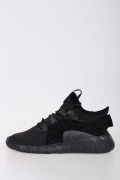 Fabric Leather TUBULAR RISE Sneakers